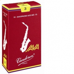 Vandoren JAVA Filed - Red Cut Saxo Alto