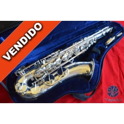 Selmer Paris Super Action 80 Serie II bañado en plata
